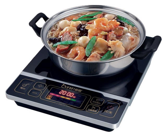 Induction stove- Safe or Not